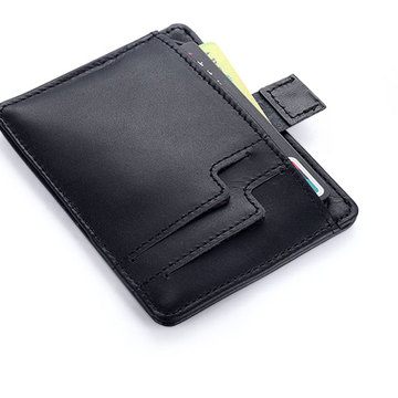 Private Label Envelope Slim Card Wallet voor heren