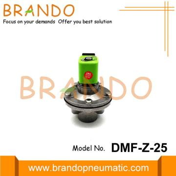 DMF-Z-25 Aluminium Body Pneumatic pulse valve
