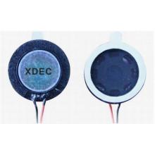 Haut-parleur en mylar mince haute performance de 8 mm et 8 ohms de 0,5 mm