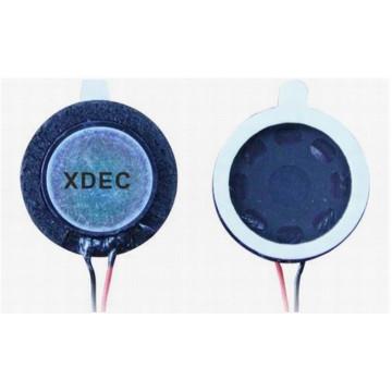 Altavoz mylar delgado de 20 mm de alto rendimiento y 8 ohmios de 0,5 w