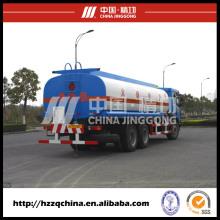 Tanque de combustível de alta potência do mercado chinês em transporte rodoviário (HZZ5253GJY) para venda em todo o mundo