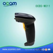 OCBS-W011-B: escáner de código de barras bluetooth inalámbrico de mano para 1d código de barras