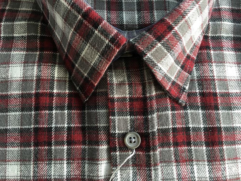 Mens Cotton Flannel Shirts