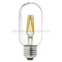 Bulbo claro do diodo emissor de luz do vidro E27 Dimmable de 3.5W T45