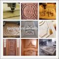 1300 * 2500mm enrutador cnc diseño de la puerta de madera de talla y corte de la máquina