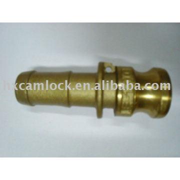 Brass Hose Fitting & Adapter type E