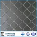 Five Bar Checkered Aluminium / Aluminium Sheet / Plate / Panel pour étage antidérapant