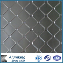 Five Bar Checkered Aluminum/Aluminium Sheet/Plate/Panel for Antiskid Floor