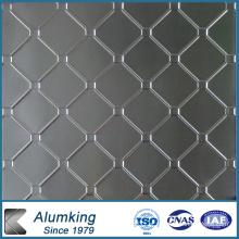 Folha de alumínio Diamond Checkered 1050/1060/1100