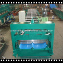 Christmas sale !! 4KW Join-hedden roll forming machine