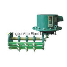 Электрический выключатель с переключателем ответвлений трансформатора