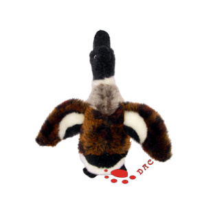 plush squeak pet duck toy