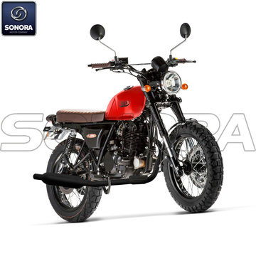 MASH TWO FIFTY 250 cc Orange Body Kit Ricambi originali