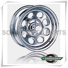 "Soft 8-Non Beadlock Wheels GS-103 Steel Wheel from 15"" to 17"""