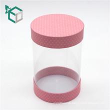Klarsichtverpackungen aus transparentem Kunststoff mit Klarsichtfolie aus Kunststoff