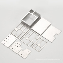 blindagem rf de caixa de pcb de metal de estampagem personalizada