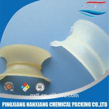 Пластиковые супер Intalox седло для алкали-хлорида промышленности (ПП, ПВХ .ПЭ пвдф пвф)