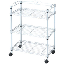 Fast Production Wholesale good quality wire basket shelving