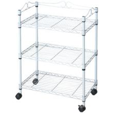 Sell Good finishing Bathroom shelf,wire closet shelving,wire shelving for closets,wire shelf