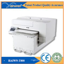 Bed Sheets Printer in Large Flatbed with High Speed