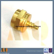 Brass Precision Components Precision Turning Parts (MQ724)