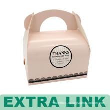 Neues Design Plain Brown Kraft Schöne Superior Tortenschachtel