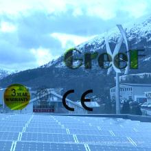Casa viento sistema de energía híbrido Solar para el hogar y uso de la granja