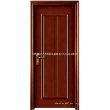 Роскошь краска деревянные двери MO-308 с высоким качеством и низкой ценой твердой древесины