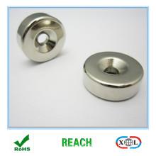 round industrial magnet