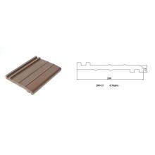 Teja de tejado compuesta plástica de madera respetuosa del medio ambiente de Ocox