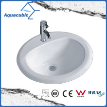 Bathroom Basin Above Counter Ceramic Sink (ACB005)