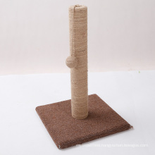 New Design Funny Cat Scratching Tree Pet Cat Furniture