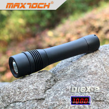 Maxtoch DI6X-2 Waterproof Diving LED Flashlight 26650
