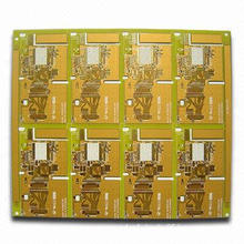 Multilayer PCB with Blind and Buried Hole