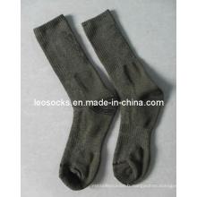 Chaussettes militaires pour hommes de haute qualité (DL-AS-06)