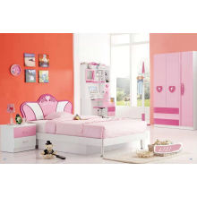 Children Bedroom Sets, Kd Furniture, MDF Bed (L121)