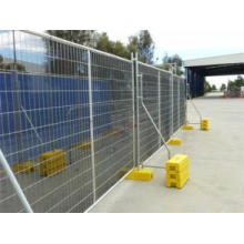 Building Site Used Movable Steel Temporary Fence Panel