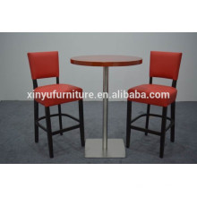 modern high top bar tables and chairs XYN1251