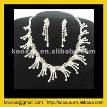Artifical Tree leaf Jewellery set