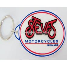Etiquetas colgantes de goma de PVC personalizadas