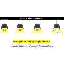Четыре угла пучка 4 длина 4 блок питания LED Linkeable Линейный свет для Вашего использования