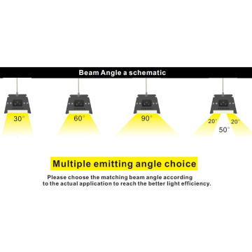 Cuatro haces de luz 4 Longitud 4 Fuente de alimentación LED Linkeable Linear Light para su uso