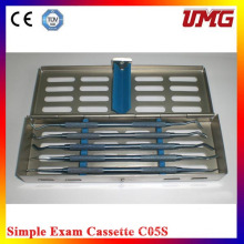 Dental Surgical Instruments Dental Sterilization Cassette