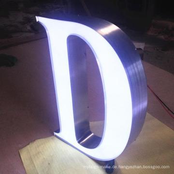 Kanal Buchstaben für Store Dekoration