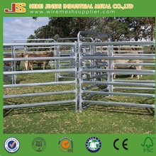 Galvanized Cattle Yards Equipment Systems Cattle Panels