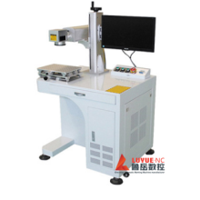 Perfect Marking Effect Rotating Laser Engraving Machine