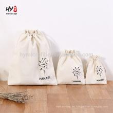 Promotion good price canvas drawstring bag