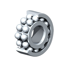 Double Row Deep Groove Ball Bearings 88000 Series