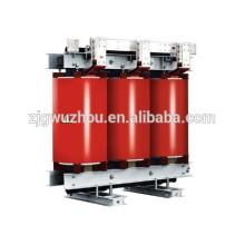 De alta eficiencia 10kV-35kV, trifásico, de tipo seco transformador de potencia