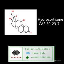 CAS 50-23-7 für endokrine Behandlungbuilding Muskel Steroid Pulver Hydrocortison